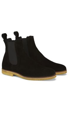 Chelsea Boots - Black Suede Play Clothing, Clothing Styles, Black Chelsea  Boots, Black 2b0f35d1ae51