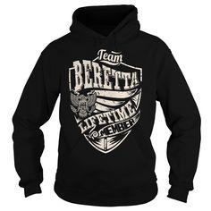 Last Name, Surname Tshirts - Team BERETTA Lifetime Member Eagle