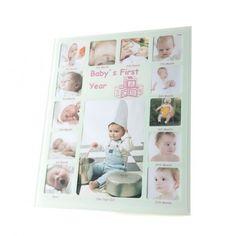 Detský multirámik s fotkou na každý mesiac Frame, Baby, Decor, Picture Frame, Decoration, Baby Humor, Decorating, Frames, Infant