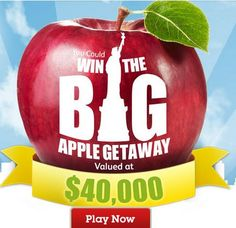 big apple giveaway