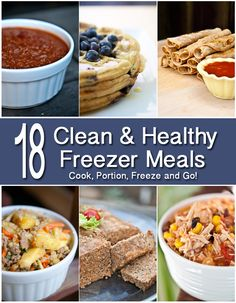 Never be without a clean & healthy meal again!