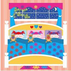 Trademark Art Sweet Dreams Canvas Art by Grace Riley, Size: 18 x 18, Multicolor