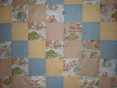FINAL MARKDOWN Winnie The Pooh Patchwork  Quilt by GoughGoodies on Etsy