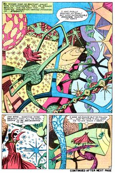 Ditko Comics: Marvel's Greatest Comics #27 [1970]