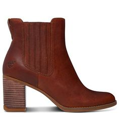 Shop Women's Atlantic Heights Leather Chelsea Brown today at Timberland. The official Timberland online store. Free delivery & free returns.