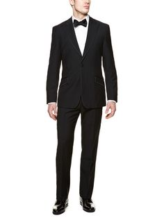 Bond. James Bond. You could pull off any Bond move in this Tux. #GiftMe Slim Tuxedo by Paul Smith on Gilt.com