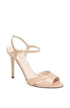 SJP 'Anna' Sandal (Nordstrom Exclusive) available at #Nordstrom ~ Perfect nude for light skin