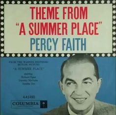 """Theme from A Summer Place → Soundtrack from """"A Summer ..."""