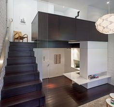 Micro loft a Manhattan