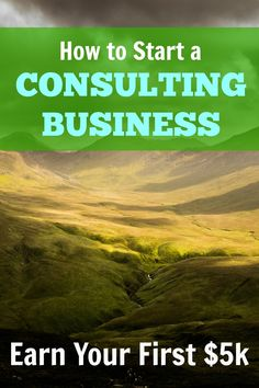 A step-by-step conversation on how to come up with consulting ideas, validate them in the real world, and earn your first testimonials and paying clients.