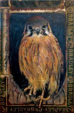ed musante - cigar box paintings