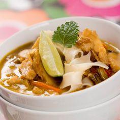 Egy finom Thai kókuszos halleves ebédre vagy vacsorára? Thai kókuszos halleves Receptek a Mindmegette.hu Recept gyűjteményében!