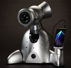 Georgia Tech's Shimi robot wants to rock with you all night, rock the night away