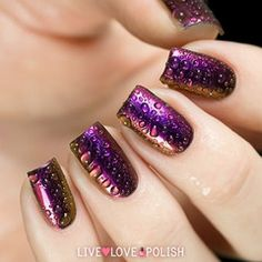 Swatch of Fun Lacquer Storge Nail Polish (Love 2015 Collection)