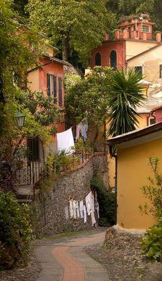 Cinque Terre and Coastal Villages, Italy  by Linda Hendry, province of La Spezia , Liguria