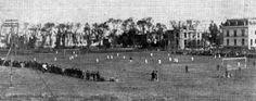 Campo del Reforma Athletic Club, 1905.
