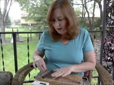 ▶ How to Tune a Bowed Psaltery - YouTube