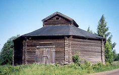 Log Wall, Lappland, Dojo, Conservation, Sweden, Gazebo, Meditation, Outdoor Structures, Cabin