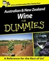 Australian & New Zealand Wine For Dummies:Book Information - For Dummies
