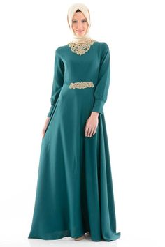 Tuay - Yeşil Elbise