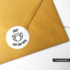 Maak de enveloppe helemaal af met een toffe sluitzegel van suusontwerpt. Super tof voor bij een geboortekaart of trouwkaart. Check de mogelijkheden via de shop!  #envelope #sluitzegels #sluitzegel #enveloppen #geboortekaartjes #geboortekaartjeopmaat #geboortekaart Get Real, How To Start A Blog, How To Make, Cards, Things To Sell, Envelope, Maps, Playing Cards