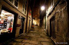 Vigo, Spain has foodie delights ... Could combine with Portugal trip
