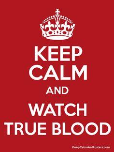 Watch True Blood - tonight!