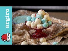 Λαχταριστές συνταγές για ζουμερά μπισκότα, μυρωδάτα κουλούρια αλλά και παξιμαδάκια θα αποκλειστικά από την Αργυρώ Μπαρμπαρίγου! Greek Recipes, Easy Desserts, Cake Pops, Breakfast, Food, Google, Youtube, Morning Coffee, Essen