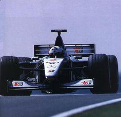1999 D.Coulthard Mclaren-Mercedes MP4-14 Gran Bretaña