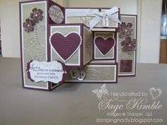Image detail for -used some of my favorite new products from Stampin' Up!