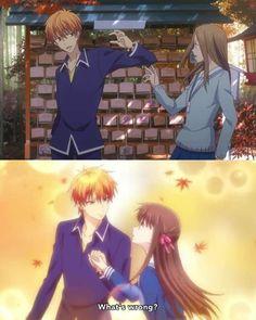 Fruits Basket Quotes, Fruits Basket Manga, Hikaru Y Kaoru, Best Romantic Comedy Anime, Fruits For Dogs, Kyo And Tohru, Anime Crafts, Ladybug Comics, Noragami