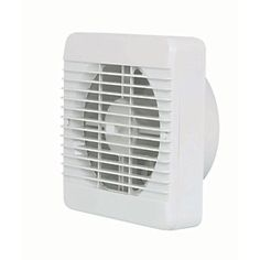Designed for wall or ceiling mounting, this efficient axial fan is easy to install and manufactured using high quality ABS thermoplastics for strength, durability and easy cleaning. Suitable for bathrooms, en-suites and utility rooms. Kitchen Extractor Fan, Extractor Fans, Modern Bathroom Sink, Gold Bathroom, Bathrooms, Modern Baths, Diy Kitchen, Home Improvement, Home Appliances
