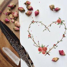 @Dara Muscat instagram heart