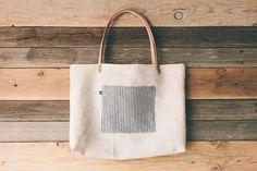 oversized market tote . stitch & hammer / madesmith
