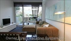 Rent a vacation rental house or apartment directly from owners in East Vancouver, BC, Canada with Owner Direct. Vancouver Vacation, 2010 Winter Olympics, Vacation Home Rentals, Natural Scenery, Patio, Dining, Living Room, Bed, Restaurant