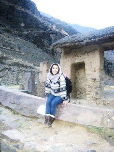 A UBELONG #volunteer in Peru. The best of the best :-)