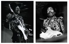 Live At Woburn The Jimi Hendrix Experience - Bedfordshire (Woburn Music Festival) July 6, 1968