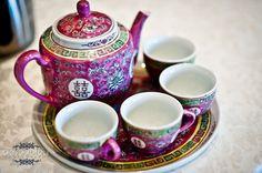 vietnamese chinese tea ceremony pot