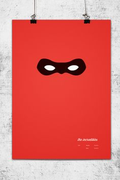 The Incredibles Minimalist Pixar poster by Wonchan Lee Film Pixar, Pixar Characters, Pixar Movies, Fun Movies, Family Movies, Comedy Movies, Pixar Poster, Poster Art, Poster Series