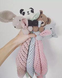 Nussekaninen Karla, Nussebjørnen Bjørn, Nussemissen Miv eller Nussepandaen Po?Du bestemmer helt selv hvilket dyr der skal kramme din nusseklud. Idéen med