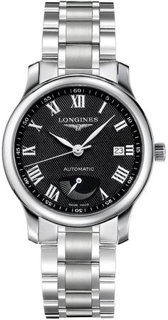 @longineswatches  Master Collection #add-content #bezel-fixed #bracelet-strap-steel #brand-longines #case-material-steel #case-width-38-5mm #date-yes #delivery-timescale-1-2-weeks #dial-colour-black #gender-mens #l27084516 #luxury #movement-automatic #official-stockist-for-longines-watches #packaging-longines-watch-packaging #power-reserve-yes #style-dress #subcat-master-collection #supplier-model-no-l2-708-4-51-6 #warranty-longines-official-2-year-guarantee #water-resistant-30m