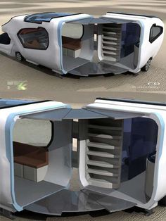 Expandable Campers