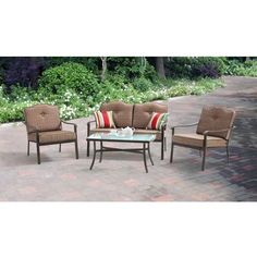 Better Homes And Gardens Providence 4 Piece Patio