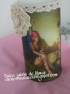 Art, Decorated Candles, Soaps, Art Background, Kunst, Performing Arts