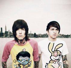 Oliver & Matt :)