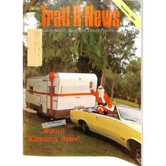 Cover Print of Trail-R-News, December 1964 | $5.77