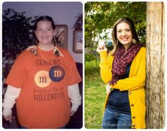 Laura lost 95 pounds! Read her story at TheWeighWeWere.com