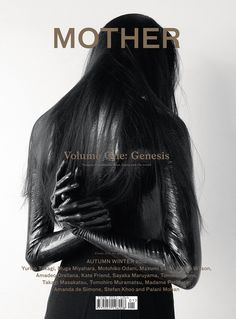Mother magazine, issue volume one autumn winter 2012 | Magazine Cover: Graphic Design, Typography, Photography |
