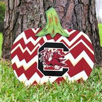 Gamecocks/USC painted Pumpkin | My Completed Pinterest ...