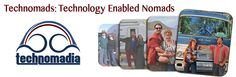 Technomadia | Chris Dunphy & Cherie Ve Ard are 'technology enabled nomads' since 2006.